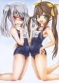 リンとラウラ/朝凪