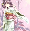 春と紋白蝶/たん