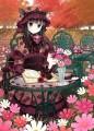 秋桜とチョコレート