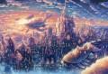 雲くじらの住む街