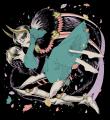 【リヴァエレ♀】魔王兵長と花売りエレンその8【エセ童話パロ】