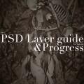 PFFK過程集め+PSDレイヤーガイド