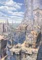 時計塔と千の柱の街