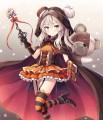 ハロウィンで仮装したい愛里寿ちゃん