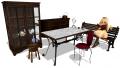 アンティーク調な家具v1.7