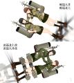 【MMD-OMF4】艦これ 大井&北上【モデル配布】